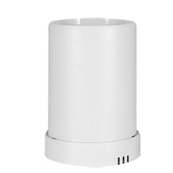 Technoline MA 10650 pluviómetro 30 cm Sem fios/Wireless Branco