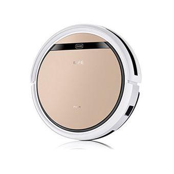 Aspirador Robot Ilife V5S Pro Dourado/Branco
