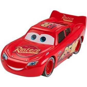 Carro Faísca McQueen Cars 3 Mattel Disney DXV32 Vermelho
