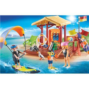 Playmobil FamilyFun 70090 Water Sports School