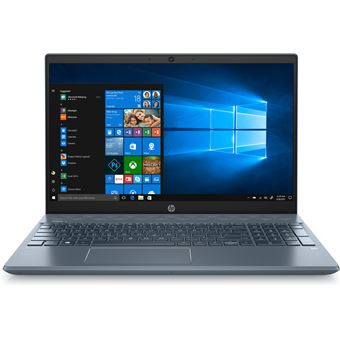 "Portátil HP 15-cs3007ns i7 1256GB 15.6"" Azul"