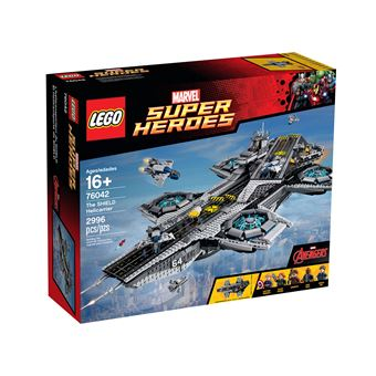 LEGO Marvel Super Heroes The SHIELD Helicarrier 2996peça(s)