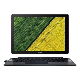 """Portátil Híbrido Acer 12-52P 5 i7 8GB 12"""" Preto"""