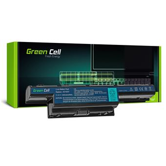 Bateria para portátil Green Cell AS10D31 AS10D41 AS10D51 Acer Aspire 5733 5741 5742 5742G 5750G E1-571 TravelMate 5740 5742