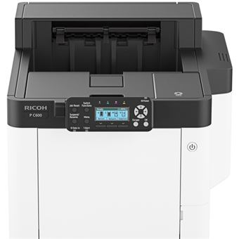 Impressora a Laser Cor Ricoh P C600 Preto