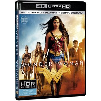 Wonder Woman (4K Ultra HD) (2Blu-ray)