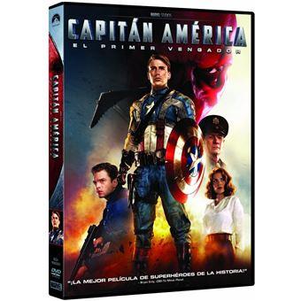 Captain America: The First Avenger / Capitán América: El Primer Vengador (DVD)