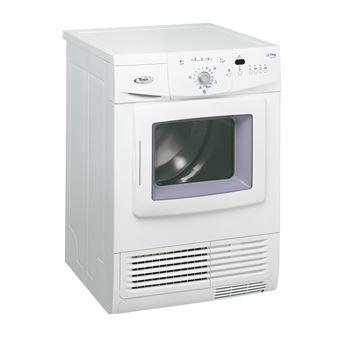 Máquina de Secar Roupa Carga Frontal Whirlpool AWZ 8676 7Kg B Branco