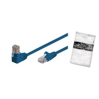 cabo de rede shiverpeaks S/FTP, Cat.6, PIMF, 0.25m  0,25 m Cat6 S/FTP (S-STP) Azul