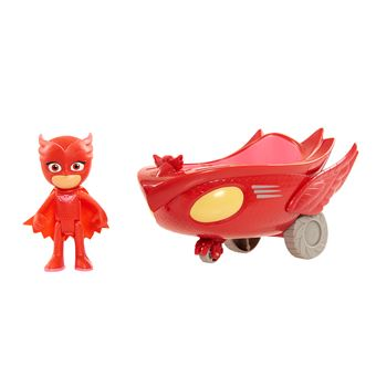 Brinquedos com rodas PJ Masks PJM033  Vermelho