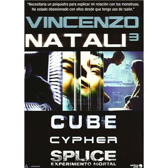 Vincenzo Natali Pack (3DVD)