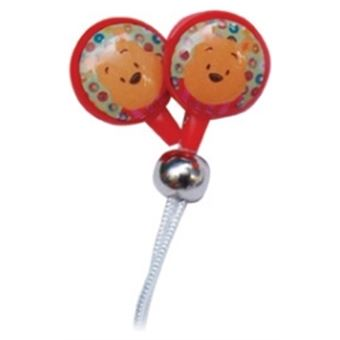 Auriculares Disney Winnie The Pooh | Laranja