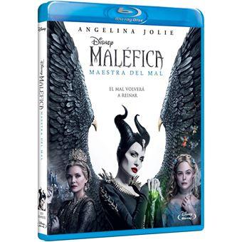 Maleficent: Mistress of Evil / Maléfica Maestra del Mal (Blu-ray)