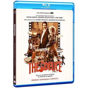 The Deuce Temporada 1 (3Blu-ray)