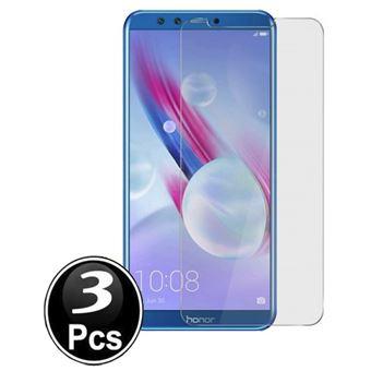 Película Ecrã Vidro Temperado Advansia para Huawei Honor 9 Lite Conjunto de 3