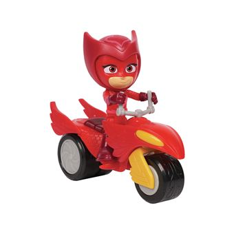 Brinquedos com rodas PJ Masks PJU001  Vermelho