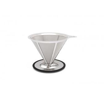 Leopold LV113010 filtro para café Cone Filtro de café reutilizável Inox 1 peça(s)