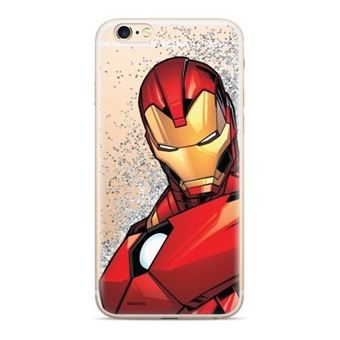 Capa LMobile Traseira Liquida Marvel para Apple Iphone 6/6S