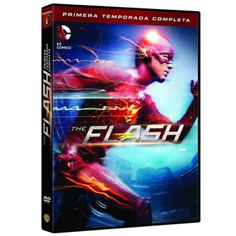 The Flash - Temporada 1 (Comic-Con Pack) (5DVD)