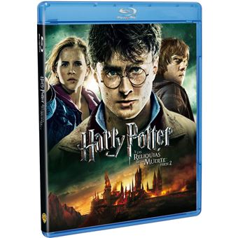 Harry Potter And The Deathly Hallows Part 2 Harry Potter Y Las Reliquias De La Muerte Parte 2 2blu Ray Blu Ray Compra Filmes E Dvd Na Fnac Pt