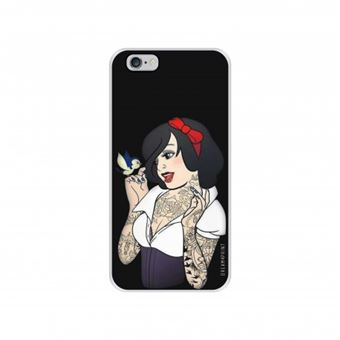 Capa Pixmemories Coleção 'Be Cool' Snow Girl Tatto para Samsung S9 Plus