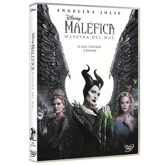 Maleficent: Mistress of Evil / Maléfica Maestra del Mal (DVD)