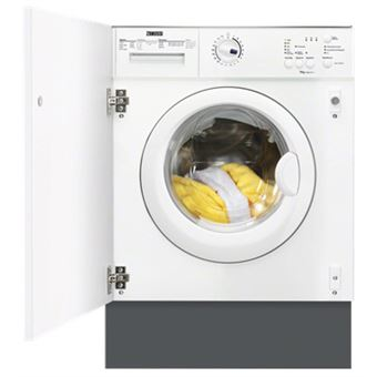 Máquina de Lavar Roupa Encastrável Zanussi ZWI71000WA 7Kg A++ Branco