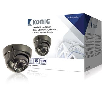 König SAS-CAM3200 câmara de segurança
