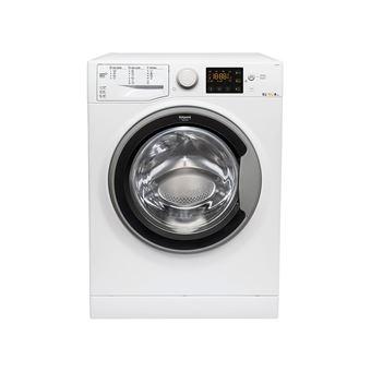 Máquina de Lavar e Secar Roupa Carga Frontal Hotpoint RDSG 86207 S EU 8Kg A Branco
