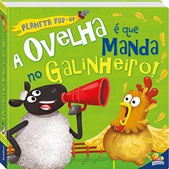 Planeta pop-up: A ovelha é que manda no galinheiro!
