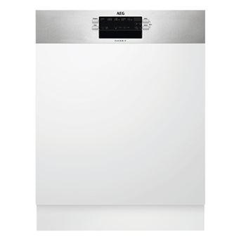 Máquina de Lavar Loiça AEG FEB52600ZM 13 espaços conjuntos A++