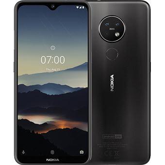 Smartphone Nokia 7.2 4GB 64GB Carvão