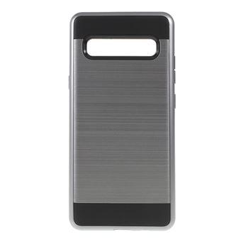 Capa Magunivers de TPU Cinza para Samsung Galaxy S10 5G
