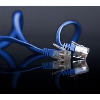 cabo de rede S-Conn SP725-SLB  15 m Cat6 U/UTP (UTP) Azul