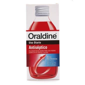 Elixir Oraldine Antiseptico Bucal 200ml