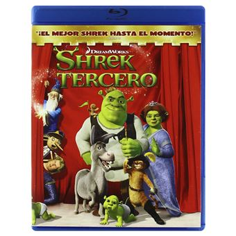 Shrek Tercero Bd / Shrek The Third (Shrek 3)