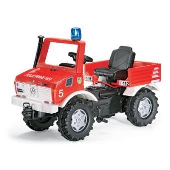 Carro dos Bombeiros Rolly Toys com Travão e Mudanças