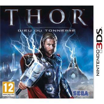 Thor: God of Thunder 3DS