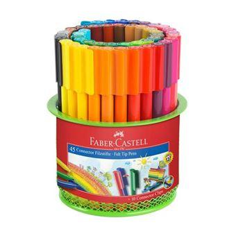 Faber-Castell 155545 caneta de feltro Multi cor 45 peça(s)