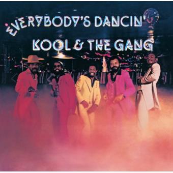 Kool & The Gang-Everybody's Dancin'