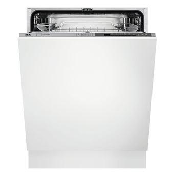 Máquina de Lavar Loiça Encastrável AEG FSE53600Z 13 conjuntos A+++