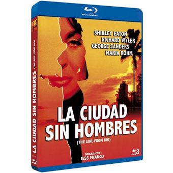 La Ciudad Sin Hombres / The seven secrets of Sumuru (Blu-ray)