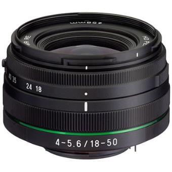 Pentax HD DA 18-50mm F4.5-5.6 DC WR RE