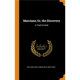 marciano, Or, The Discovery Hardcover