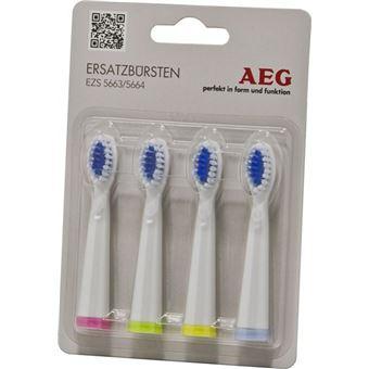 Recarga Escova de Dentes AEG EZS 5663/5664