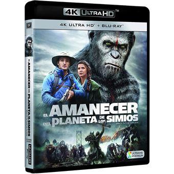 Dawn of the Planet of the Apes / El amanecer del planeta de los simios (Blu-ray)