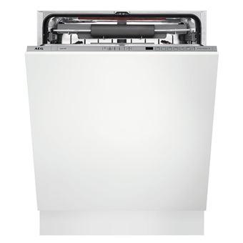Máquina de Lavar Loiça AEG FSE63700P 15 espaços conjuntos A+++