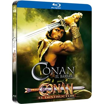 Conan 1+2 Black Metal Edition (2Blu-ray)