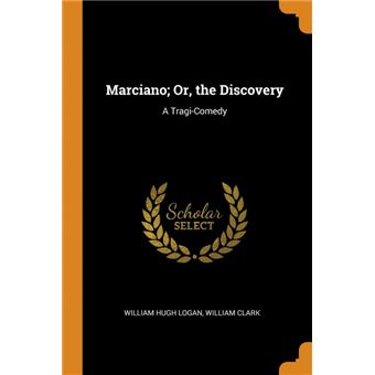 marciano, Or, The Discovery Paperback -