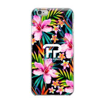 Capa Pixmemories Coleção ' Flower Power' modelo 1 para iPhone 7